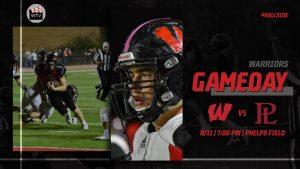 Westside vs Papillion-La Vista   Westside Varsity Football Livestream