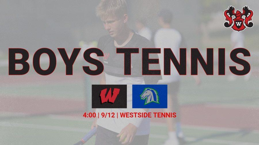 Westside+vs+Millard+North+%7C+Westside+Varsity+Boys+Tennis