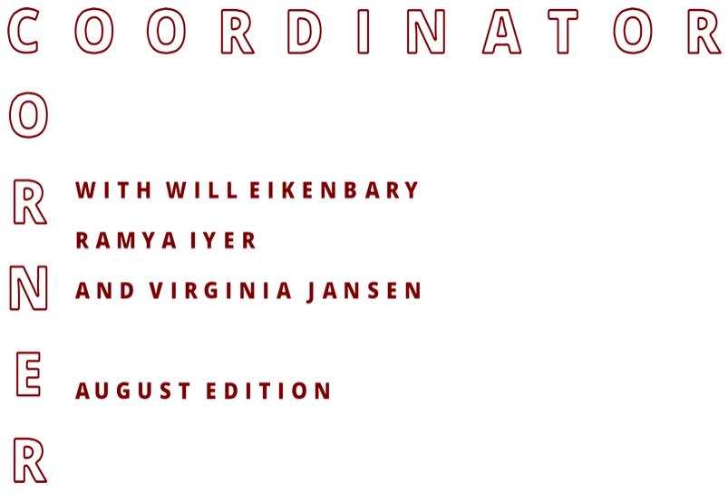 Coordinator+Corner%3A+August+2020