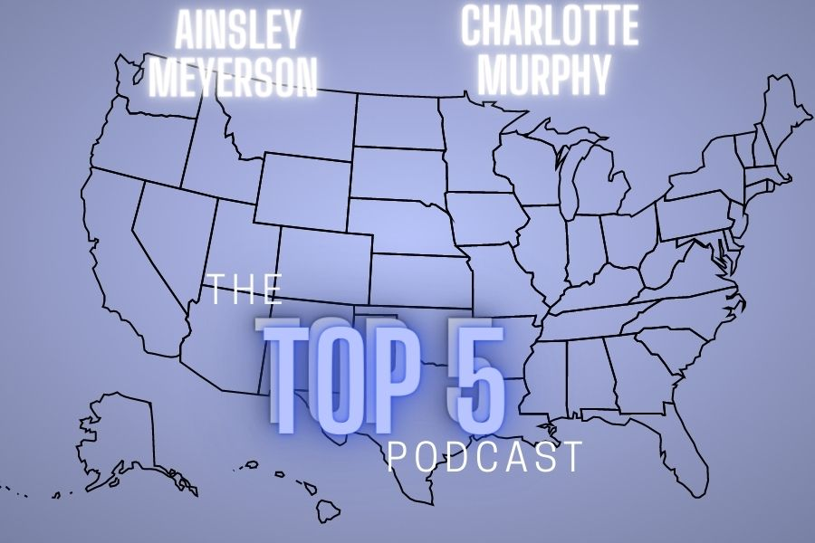 Podcast%3A+Top+Five+States