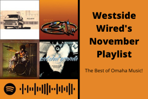 This month's playlist features songs from 311, Bright Eyes, and Satchel Grande.