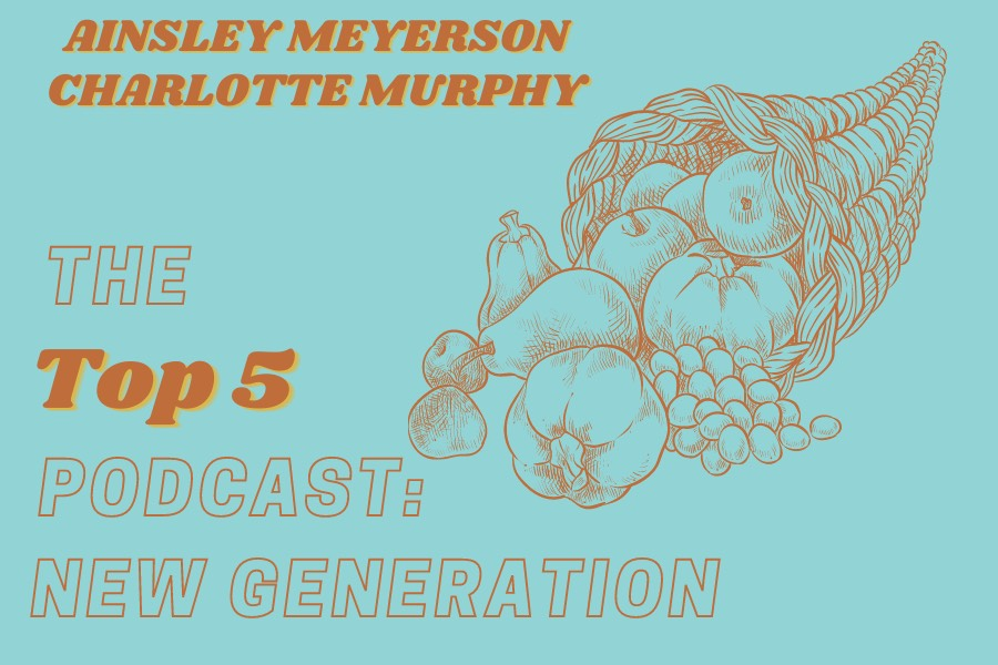 Podcast%3A+Top+Five+Thanksgiving+Foods