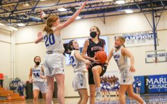 PHOTO GALLERY: Girls Junior Varsity Basketball vs Marian
