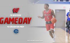#8 Westside vs #3 Creighton Prep | Westside Boys Varsity Basketball