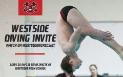 Westside Diving Invite | Westside Varsity Dive
