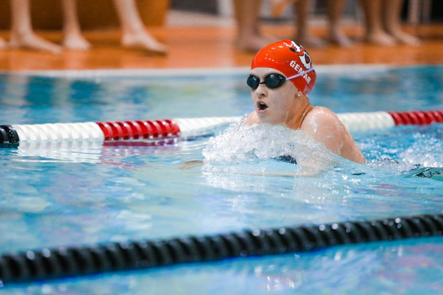 Westside Swim Team Takes Down Eagles To Start Off 2021