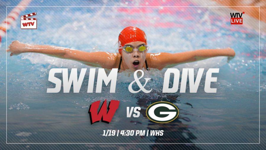Westside vs Gretna | Westside Varsity Swim & Dive