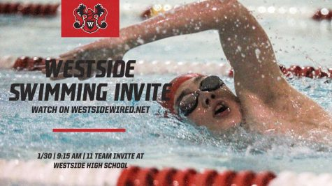 Westside Swimming Invite | Westside Varsity Swim