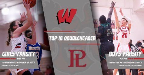 Westside vs Papillion-La Vista | Westside Varsity Basketball Doubleheader