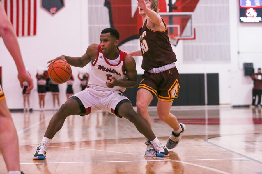 Westside Boys Basketball Gets Their First Top Ten Win on the Season