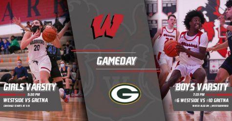 Westside vs Gretna | Westside Varsity Basketball Doubleheader