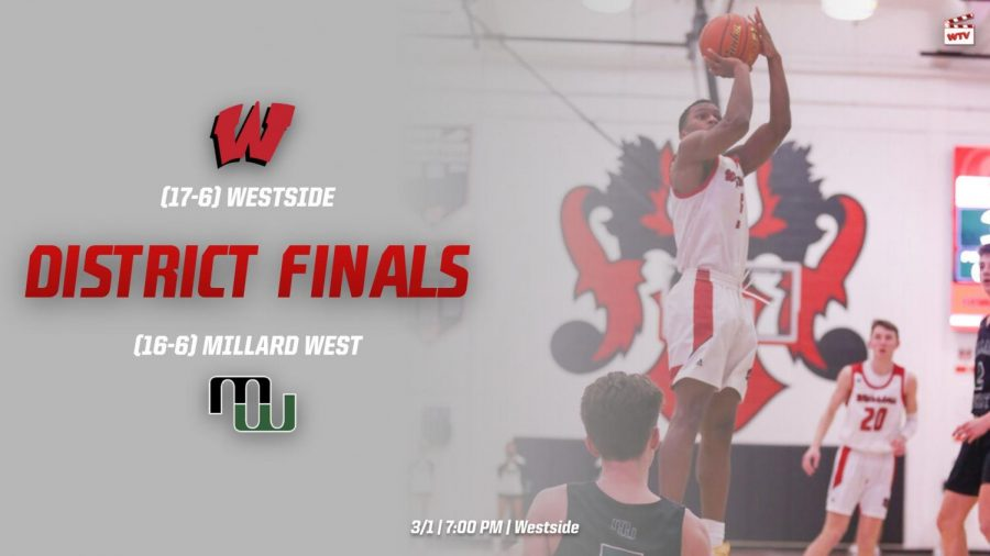 Westside vs Millard West | NSAA Boys A-7 District Final