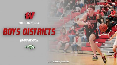 Westside vs Benson | NSAA Boys A-7 District Semifinal