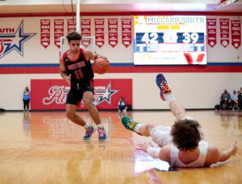 Westside Boys Basketball Splits Regular Season Series Finale