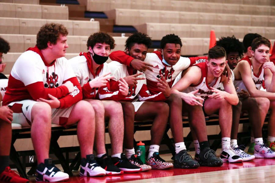 PHOTO GALLERY: Boys Varsity Basketball vs. Omaha Benson