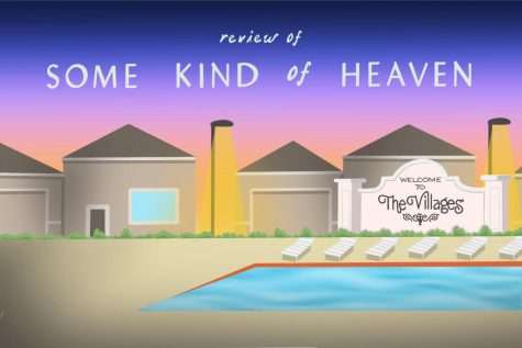 "Lance Oppenheim's debut feature-length documentary ""Some Kind of Heaven,"" follows the lives of three senior citizens at ""The Villages,"" an amusement-park-sized retirement home in Sumter County, Florida,"