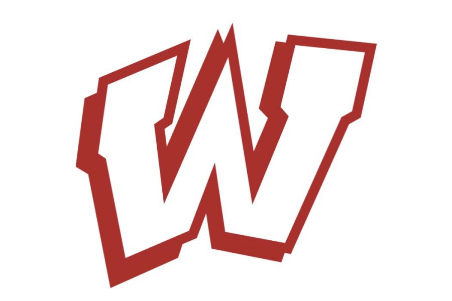 Featured here is the icon for the WHS Scheduler app, created by senior Andy Li.