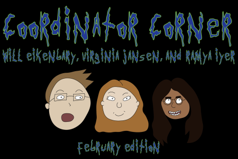 Coordinator Corner: February 2021