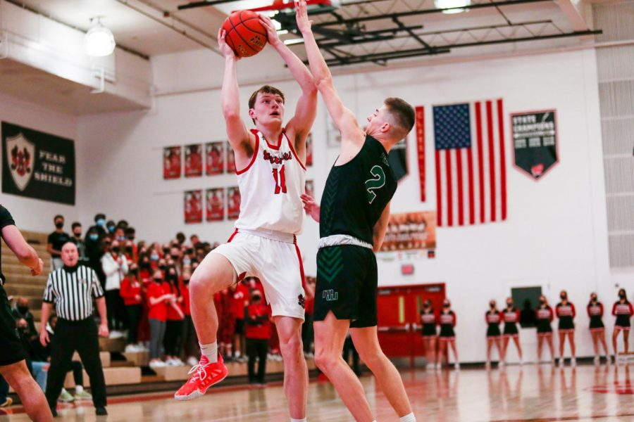 PHOTO GALLERY: Boys Varsity Basketball vs. Millard West