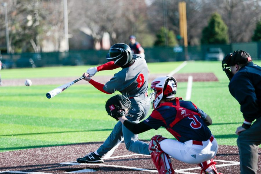 PHOTO+GALLERY%3A+Junior+Varsity+Baseball+vs.+Millard+South