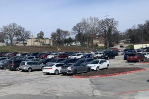 In an email to students on Thursday, March 18, Assistant Principal Tola Dada announced that students are no longer allowed to sit in their car during an open mod.