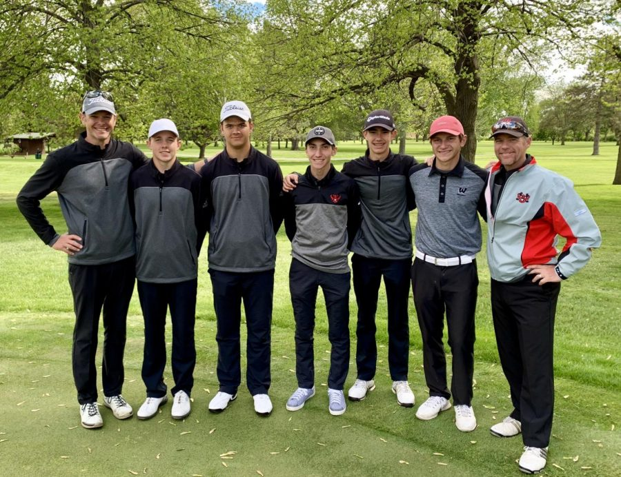 Westside Boys Golf Looks to Grow in Back-Half of Season
