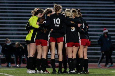PHOTO GALLERY: Girls Varsity Soccer vs Millard North