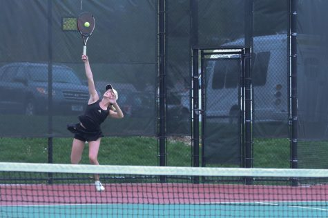 Girls Tennis Has A Productive Week