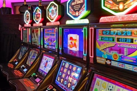 Loot boxes have often been compared to slot machines in the gaming community due to their addictive, randomized nature and their lack of easily obtainable rewards.