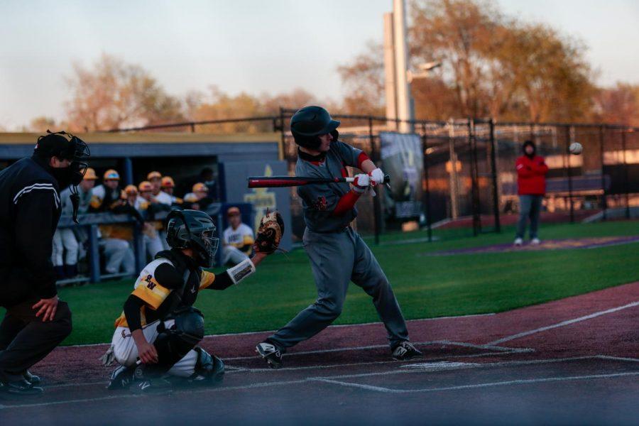 PHOTO+GALLERY%3A+Junior+Varsity+Baseball+vs.+Bellevue+West