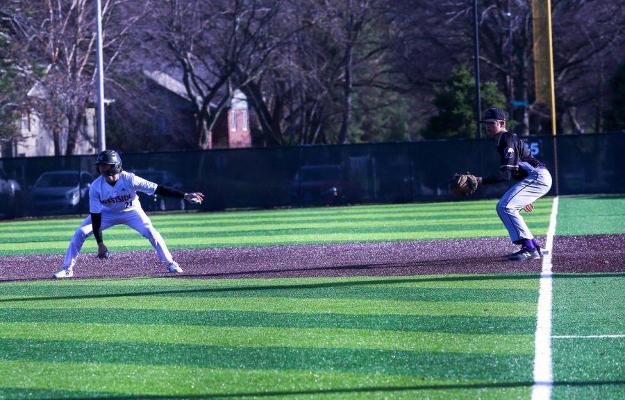PHOTO+GALLERY%3A+Varsity+Baseball+vs.+Omaha+Central
