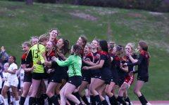 PHOTO GALLERY: Girls Junior Varsity Soccer vs. Papio LaVista South