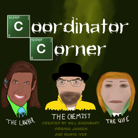 Coordinator Corner: March 2021