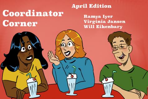 Coordinator Corner: April 2021