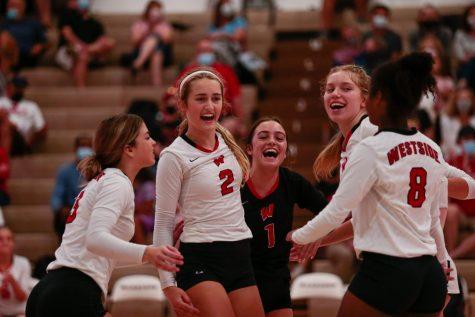 PHOTO GALLERY: JV Volleyball vs. Bellevue East