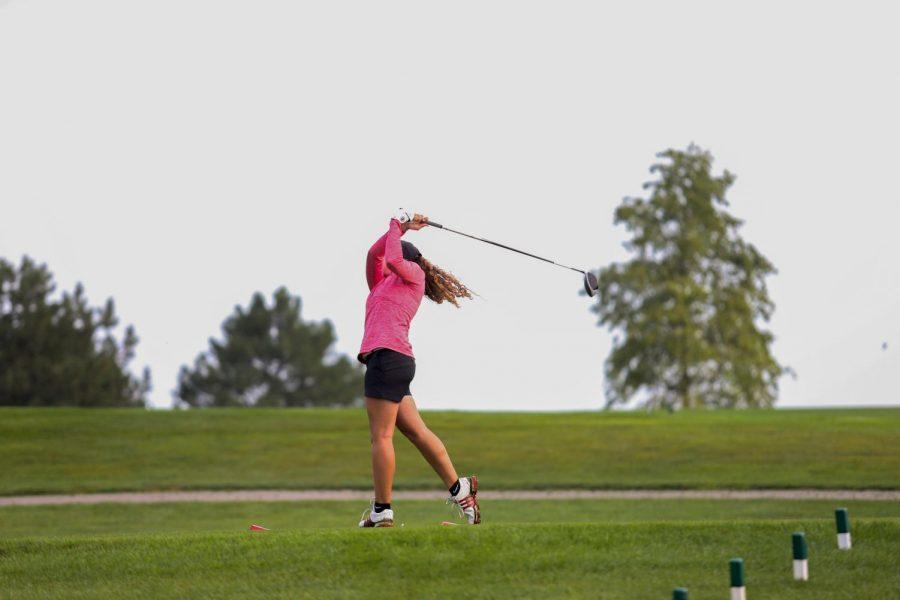 Westside Girls Golf Breaks School Record