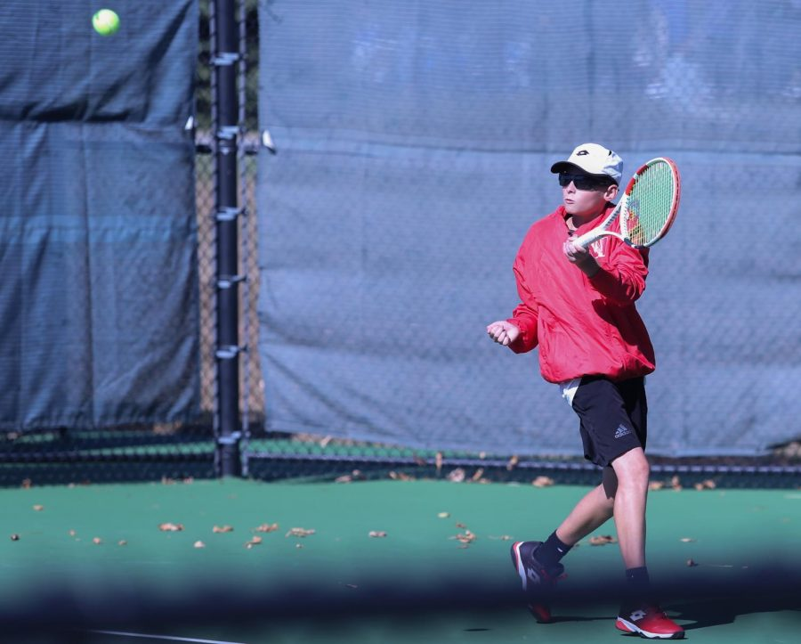 Westside Boys Tennis Making Progress to Start Off Season