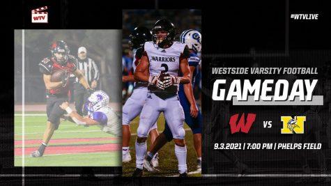 #2 Westside vs Omaha North   WTV Live Varsity Football