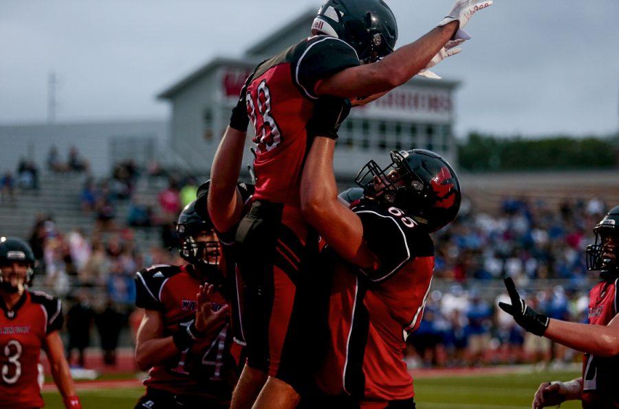 PHOTO+GALLERY%3A+Varsity+Football+vs.+Omaha+North