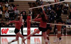PHOTO GALLERY: Varsity Volleyball vs Omaha Central