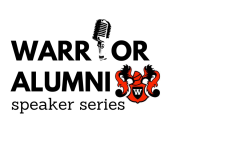 Four alumni will be speaking about their achievements on Thursday, October 21.