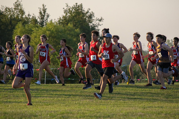 Westside Cross Country Prepares for State after Successful Showing at Districts