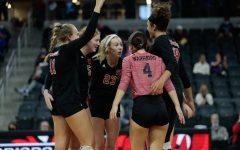 PHOTO GALLERY: Varsity Volleyball vs Papillion South