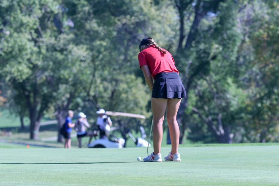 Westside Girls Golf Ends the Season With a 6th Place State Finish