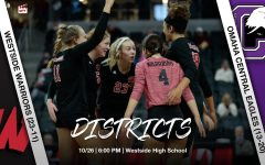 Omaha Central vs Westside | A-7 Volleyball District Semifinals